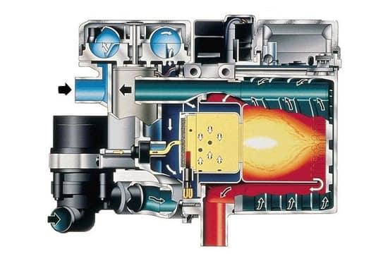 Устройство и принцип работы системы подогрева двигателя