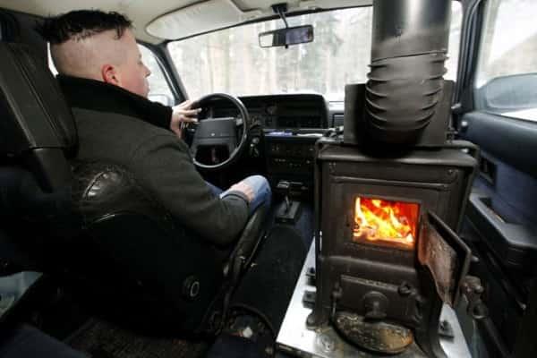 Система подогрева в автомобиле