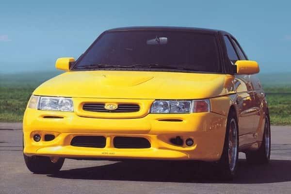 Сортивное купе ВАЗ-21106-1