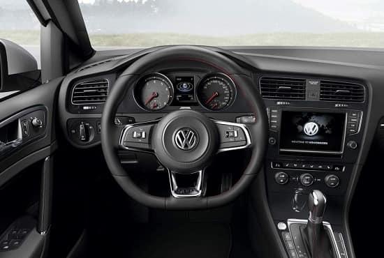 Спортивный хэтчбек Volkswagen Golf GTI