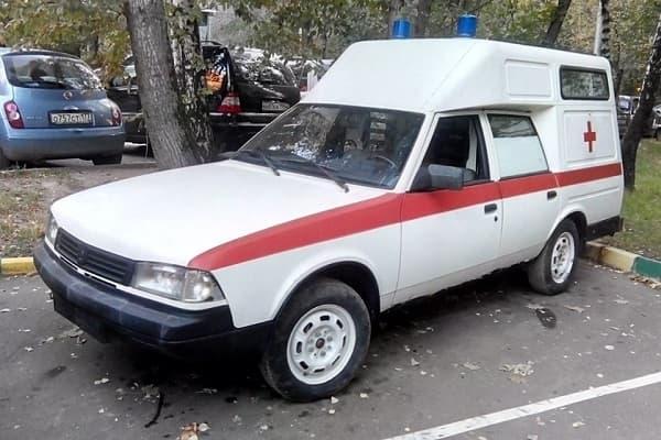 АЗЛК 2901 - карета скорой помощи
