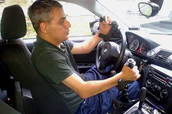 Автомобили с ручным управлением. Ответы на вопросы