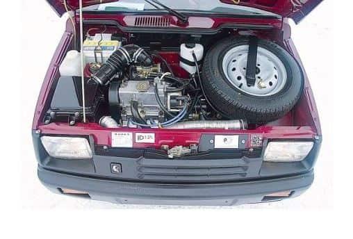 Двигатель ВАЗ 1111 Ока