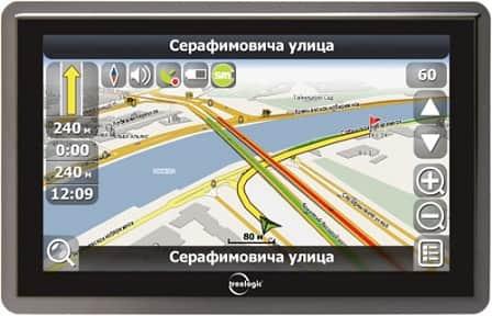 Какой выбрать GPS-навигатор?