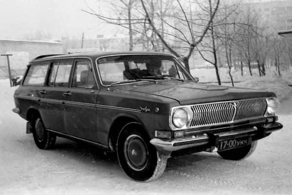 Универсал ГАЗ-24 Волга
