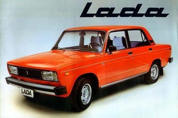 ВАЗ-2107 Семерка и Lada 1600 SL