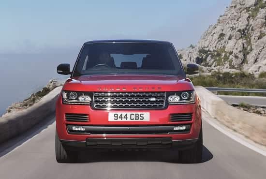 Внедорожник Range Rover Sport 2017 года