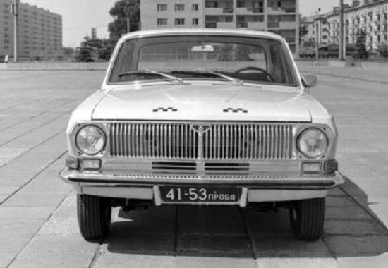 ГАЗ-24 Волга Такси