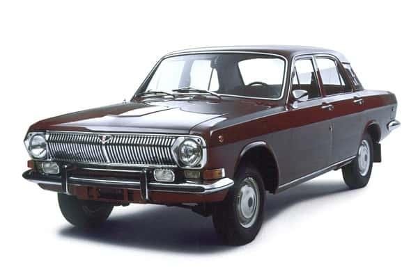 ГАЗ-24 Волга - легенда советского автопрома!
