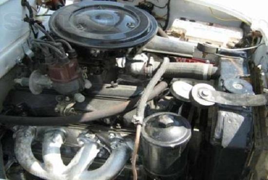 Двигатель Москвич-403Э