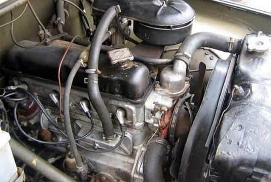 Двигатель УАЗ-469