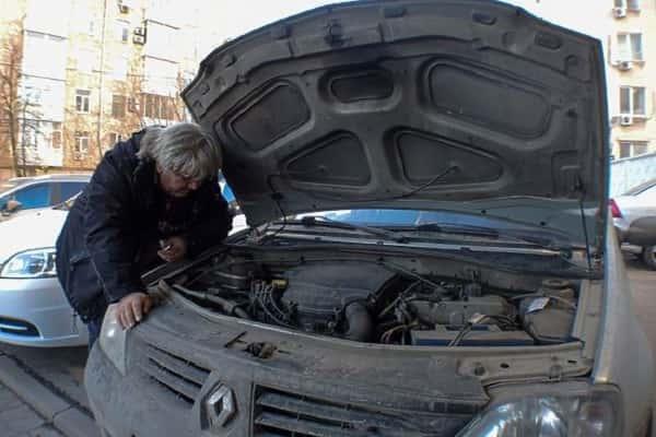 Пробуждение автомобиля после стоянки