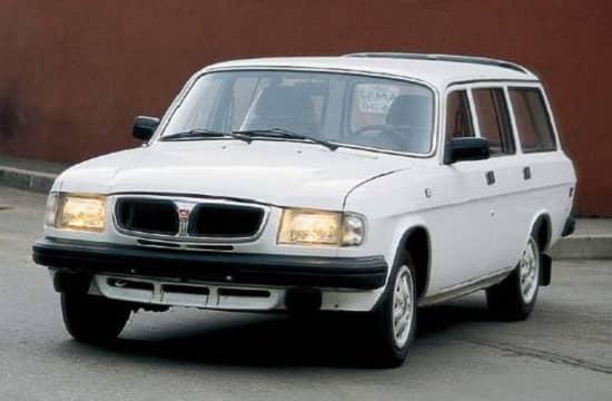ГАЗ-310221 Волга в кузове; Универсал.