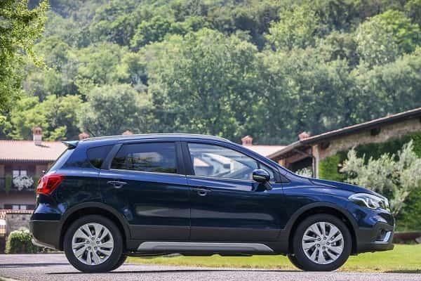Обновленный Suzuki SX4 2017 года