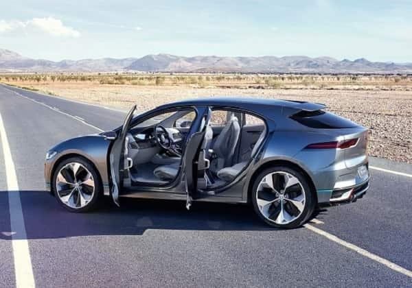 Jaguar I-Paqce