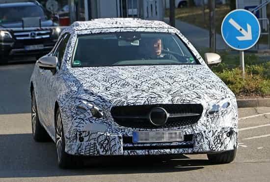 Mercedes-Benz Cabriolet 2018 года
