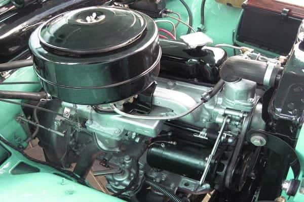 Двигатель ГАЗ-21 Волга