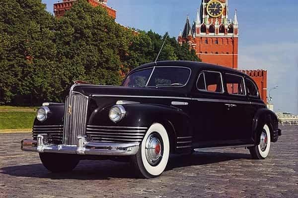 ЗИС-115 Лимузин Сталина