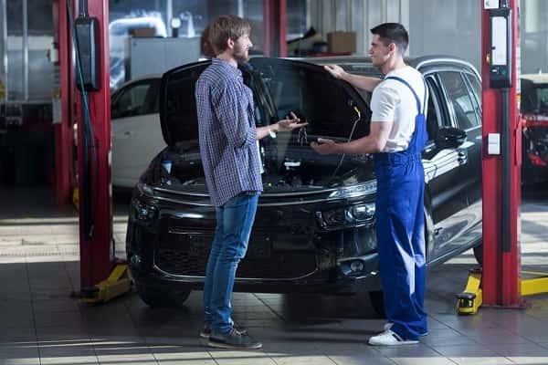 Гарантийный ремонт автомобиля