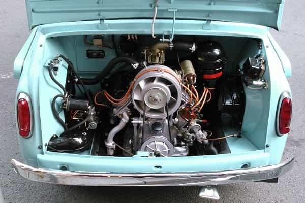Двигватель ЗАЗ-965