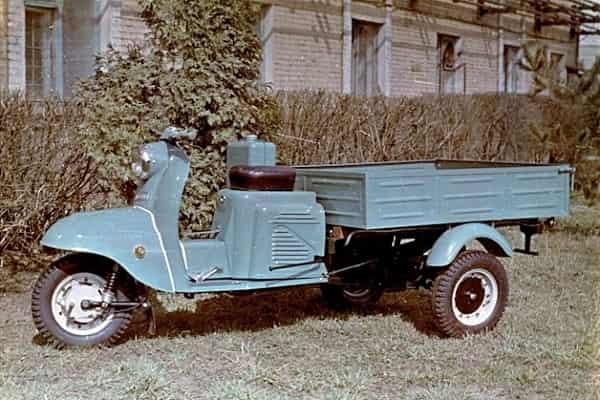Мотороллер ТГ-200 «Муравей»