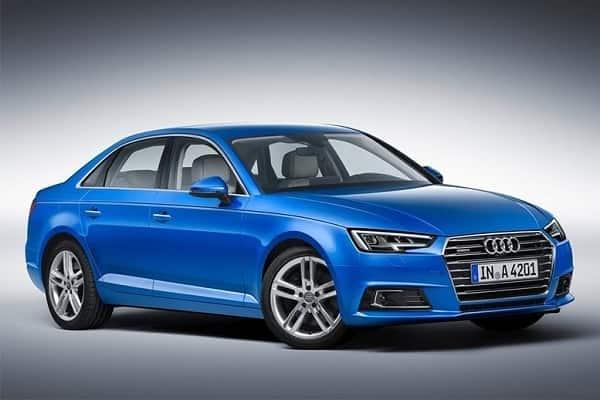 Audi A4 Sedan 2017 года - полноприводная версия