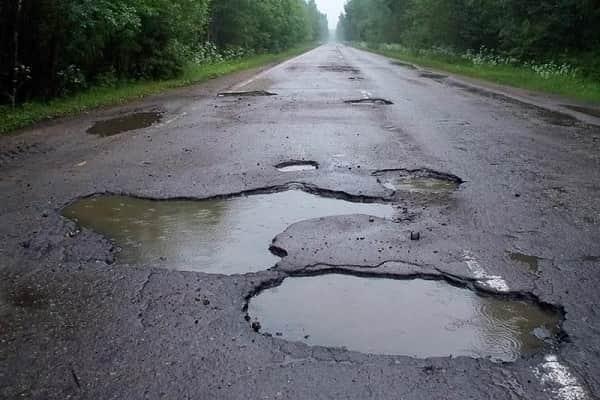 Проблема региональных дорог в России