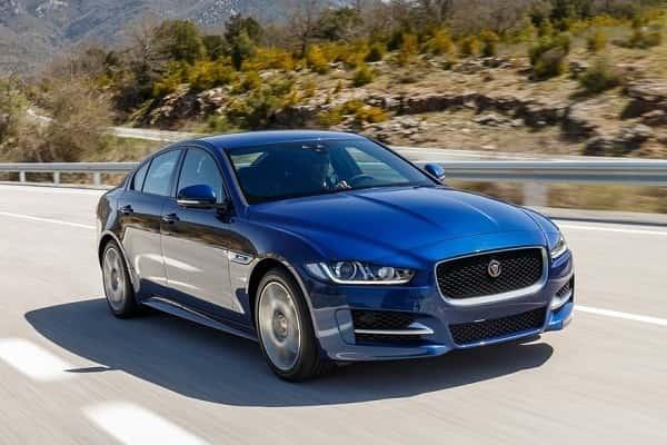 Jaguar XE 2017 года