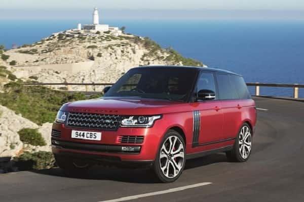Внедорожник Range Rover SVAutobiography Dynamic 2017 года