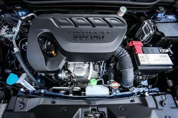 Двигатель 1,6 Suzuki SX4 2017