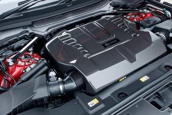 Двигатель 5.0 Range Rover SVAutobiography Dynamic