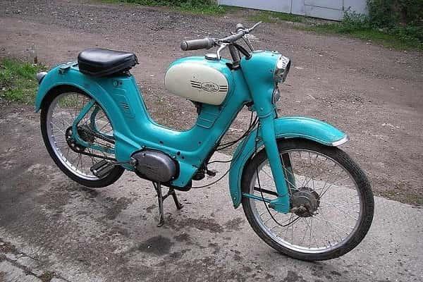 Мопед Jawa 551