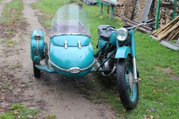 Мотоцикл ИЖ Юпитер 2 1971 года