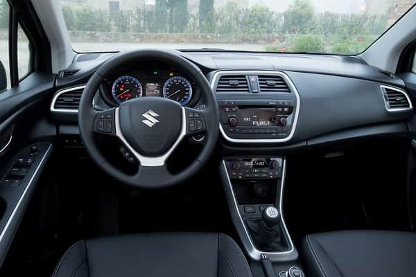 Салон Suzuki SX4 2017