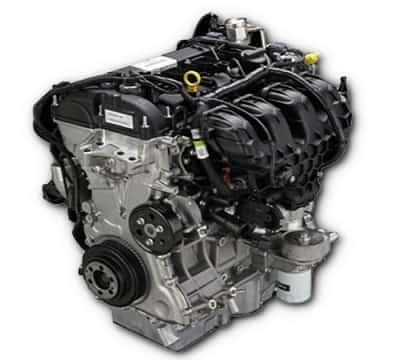 Двигатель 2 3 EcoBoost