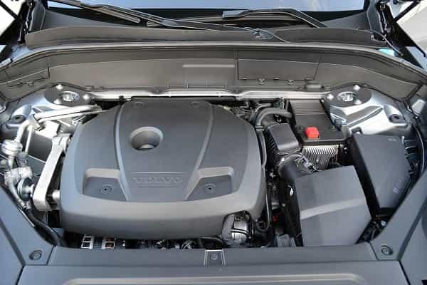 Двигатель 2.0 литра Volvo XC90 2017 года