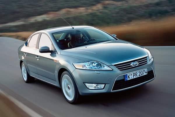 Ford Mondeo 4 поколения