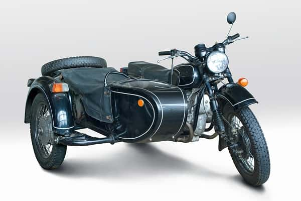 Мотоцикл МТ-11 Днепр