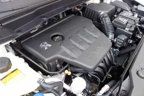 Двигатель 2.0 Dongfeng AX7