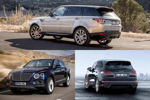 Автомобили с большими дизельными двигателями