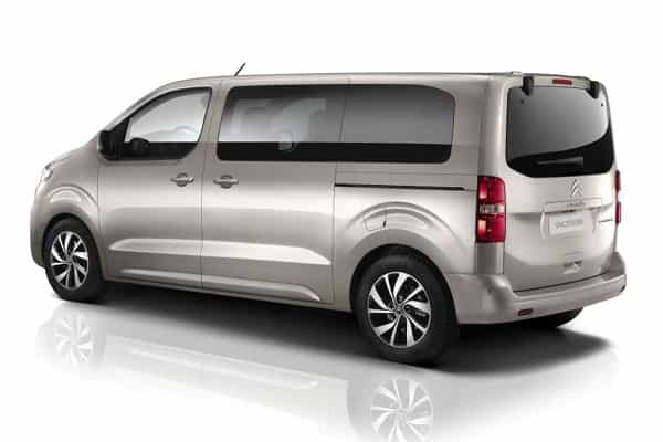 Citroen SpaceTourer 2016 года
