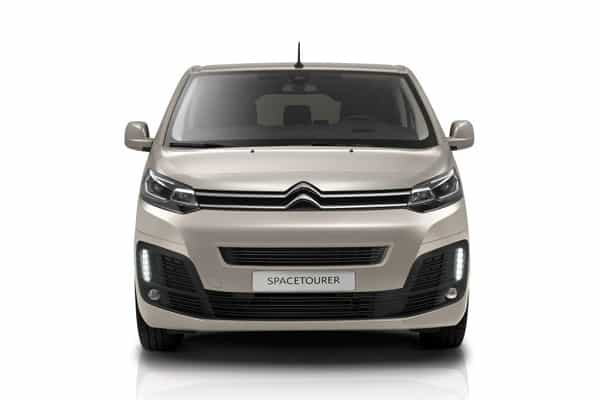 Минивэн Citroen SpaceTourer 2016 года