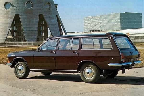 Универсал ГАЗ-2402 Волга