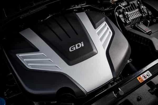 Двигатель Салон Hyundai Grand Santa Fe 2017 года