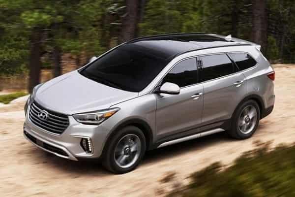 Hyundai Grand Santa Fe Limited Edition 2017 года