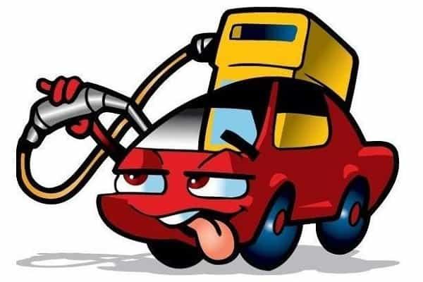 Некачественный бензин на заправках