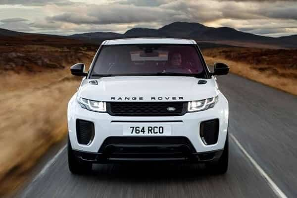 Внедорожник Land Rover Discovery Sport 2017 года