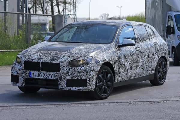 BMW 1 Series 2019 года