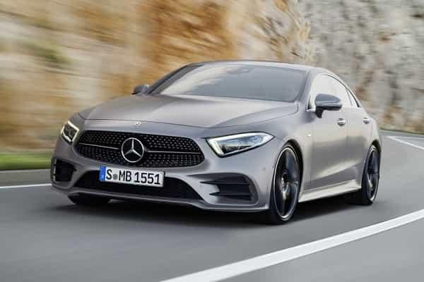 Mercedes-Benz CLS 2018 года