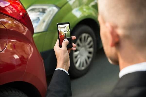 Мобильное приложение для оформления европротокола